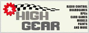 High Gear Games & Hobby